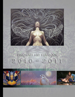 VISIONARY ART YEARBOOK 2010 - 2011